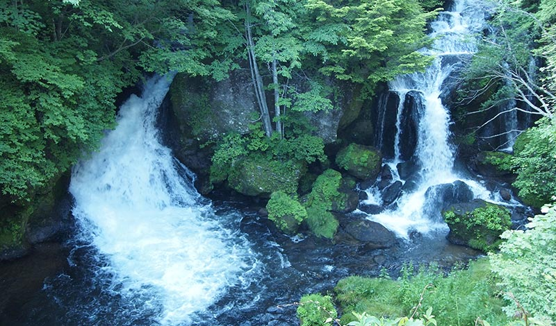 滝の写真01